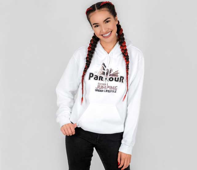 <strong>WOMEN'S HOODIES</strong>